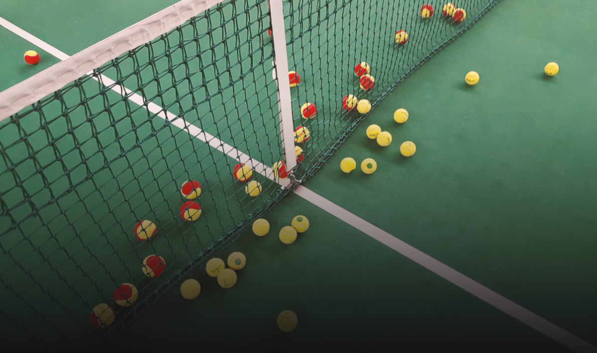 Learn how to play tennis for free