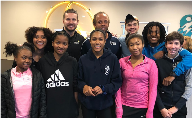 Legacy Youth Tennis and Education - Our Coaches image