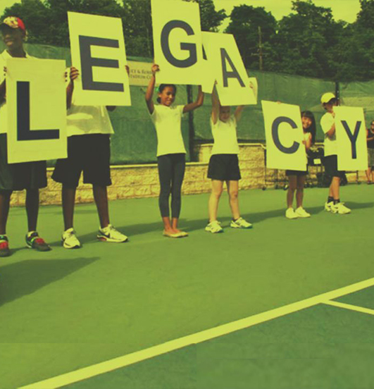 Legacy Youth Tennis and Education - Impact image